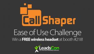 LeadsCon Challenge