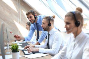 call queue software